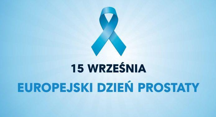15 września Europejski Dzień Prostaty